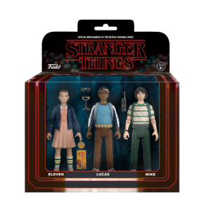 Stranger Things Action Figure 3-Pack by Funko