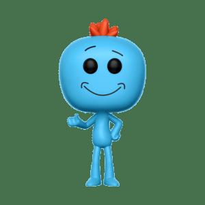POP ANIMATION: RICK & MORTY - MR. MEESEEKS