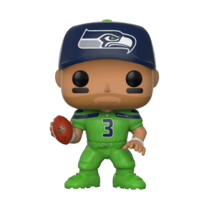 POP SPORTS: NFL - RUSSELL WILSON (SEAHAWKS COLOR RUSH)