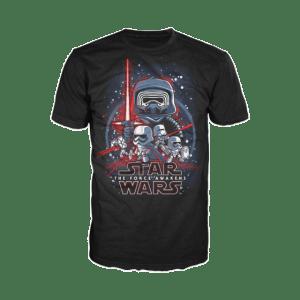 POP TEES: STAR WARS - FORCE AWAKENS