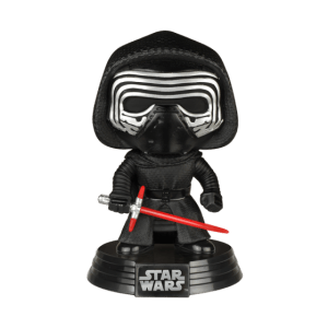 POP STAR WARS: THE FORCE AWAKENS - KYLO REN