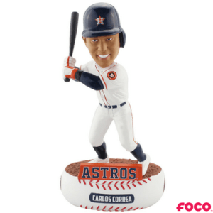 2018 Houston Astros Carlos Correa Player Bobblehead