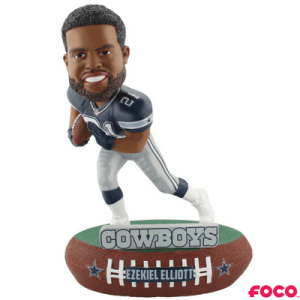 Dallas Cowboys Ezekiel Elliott Player Bobblehead