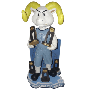 UNC Basketball National Champs Bobblehead