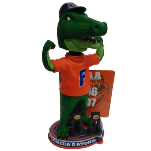 Florida Gators Basketball National Champs Bobblehead