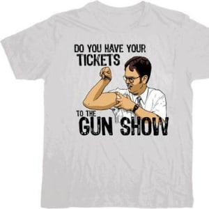 The Office - Gun Show T-Shirt