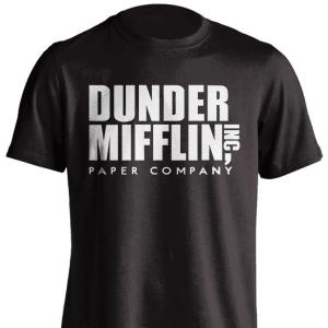 The Office - Dunder Mifflin T-Shirt