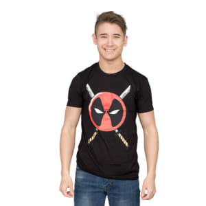 Deadpool Icon Logo T-Shirt