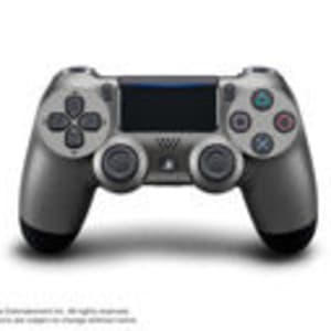 DualShock 4 Wireless Controller - Steel Black