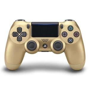 DualShock 4 Wireless Controller - Gold