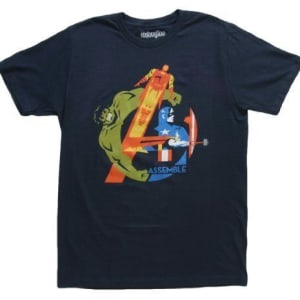 The Avengers Assemble T-Shirt