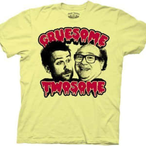 Gruesome Twosome Charlie & Frank T-shirt