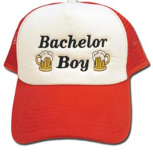 Bachelor Boy Snapback Trucker Hat