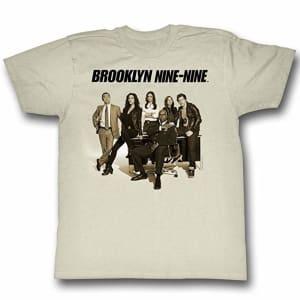 Brooklyn Nine Nine The Gang T-Shirt
