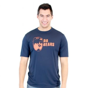 SNL Da Bears Navy Performance Athletic T-Shirt