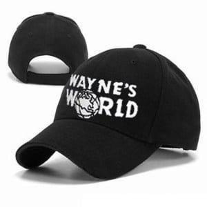 Wayne's World Costume Hat