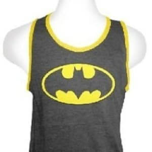 Batman Logo T-shirt Tank Top