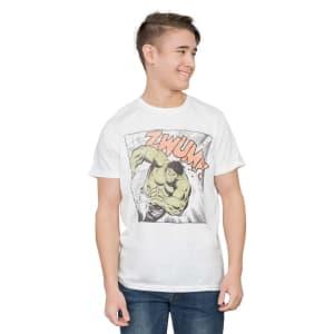 Junk Food Incredible Hulk Zwump T-Shirt