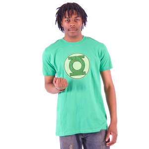 Green Lantern Faded Logo T-shirt