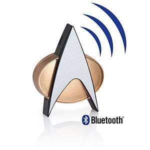 Star Trek TNG Bluetooth® ComBadge - Exclusive