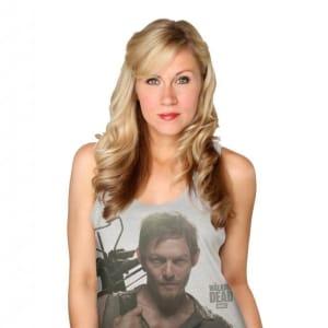 The Walking Dead Daryl Tank Top
