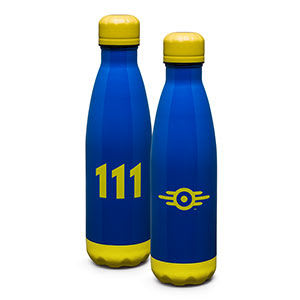 Fallout Vault 111 Stainless Water Bottle
