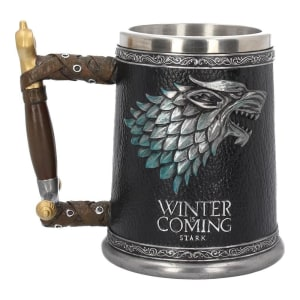 House Stark Direwolf Tankard from Game of Thrones