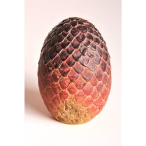 Red Dragon Egg Paperweight from Game of Thrones