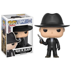 The Man in Black Funko Pop! Figure from Westworld