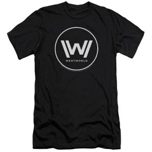Westworld Logo Black T-shirt