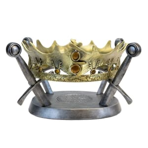 The Royal Crown of King Robert Baratheon Limited-Edition Prop Replica from Game of Thrones