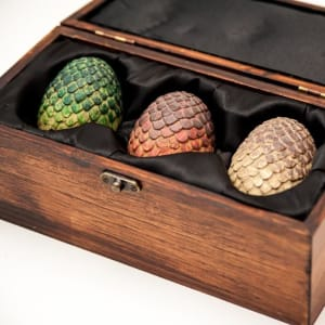 Collectable Dragon Egg Box from Game of Thrones