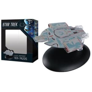 Star Trek Starships Best Of Figure #7 U.S.S. Defiant NX-74205