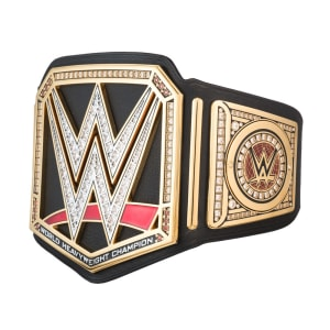 Elite Series WWE Championship Replica Title