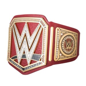 Elite Series Universal Championship Replica Title