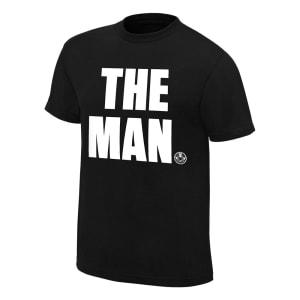 """Becky Lynch """"The Man"""" T-Shirt"""