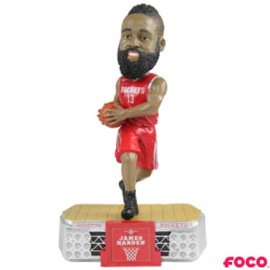 2019 NBA STADIUM LIGHTS BOBBLEHEADS - HARDEN
