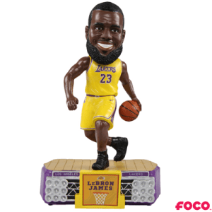 2019 NBA STADIUM LIGHTS BOBBLEHEADS - LEBRON JAMES