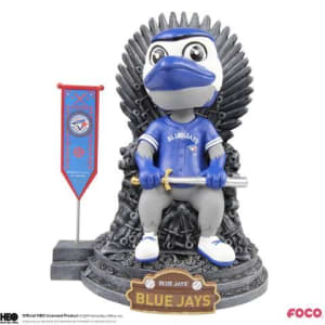 Toronto Blue Jays Game of Thrones Iron Throne Bobblehead