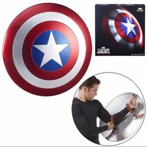 Marvel Legends Gear Captain America Shield Prop Replica