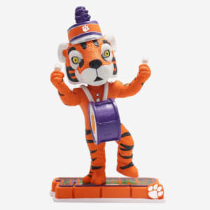 THE TIGER CLEMSON TIGERS HALFTIME HEROES MASCOT BOBBLEHEAD
