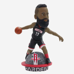 JAMES HARDEN HOUSTON ROCKETS THEMATIC BOBBLEHEAD