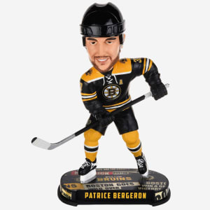 PATRICE BERGERON BOSTON BRUINS HEADLINE BOBBLEHEAD