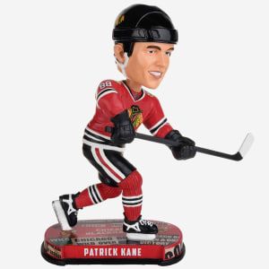 PATRICK KANE CHICAGO BLACKHAWKS HEADLINE BOBBLEHEAD