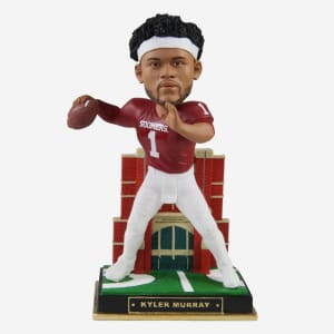 KYLER MURRAY OKLAHOMA SOONERS GATES SERIES BOBBLEHEAD