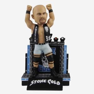 STONE COLD STEVE AUSTIN WWE BOBBLEHEAD