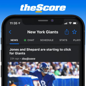 Download theScore App for the latest NYG News and Info