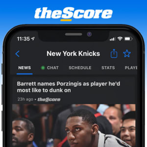 Download theScore App for the latest NYK Scores and News
