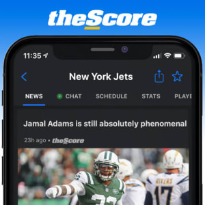 Download theScore App for the latest NYJ News and Info