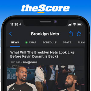 Download theScore App for the latest BK Scores and News